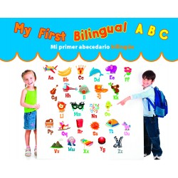 My First Bilingual ABC / MI primer abecedario bilingüe