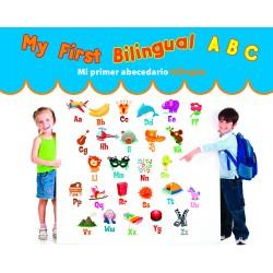 My First Bilingual ABC / MI primer abecedario bilingüe
