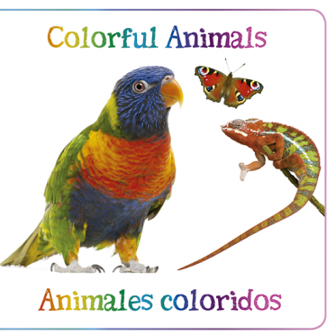 Colorful Animals / Animales coloridos