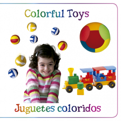 Colorful Toys / Juguetes coloridos